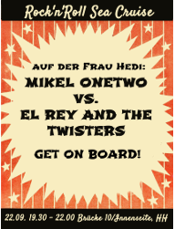 mikel Onetwo vs. El Rey And The Twisters
